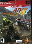 ATV Offroad Fury 4 - (2006, Greatest Hits, Disc Only, Tested) - (PS2) Playstatio