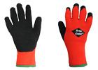 ARCTIC GUARD Cold Weather Grip Glove (Orange, Small)