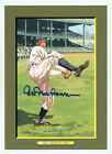 HAL NEWHAUSER SIGNED PEREZ STEELE GREAT MOMENTS CARD - SUPERB and Very Tough!!