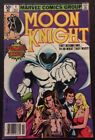 Moon Knight 1 Marvel Comics 1980 Bronze Age Premier Issue FR GD