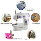 2 Speed Portable Sewing Machine Mini Electric Portable Handheld /Sew Needles
