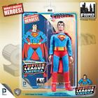 MEGO vintage style REPRO 8 Inch Action Figure Justice League America SUPERMAN