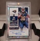 2015 Contenders Todd Gurley Cracked Ice Variation SSP RC Auto #11 23 NM M+++