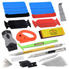 Eco Combo Car Vinyl Wrapping Tools Kit Felt Squeegee Window Tint Application Usa