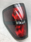 OEM Ford F150 Rear Left Driver Ebony Trim Tail Light Tail Lamp-Lens Chip