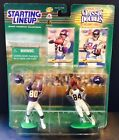 Starting Lineup Classic Doubles 1999-2000  Randy Moss and Cris Carter