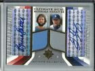 Bruce Sutter-Eric Gagne 2004 Ultimate Collection Autograph Game Jersey #12 25