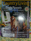 COUNTRY LIVING JUNE 1998 HEIRLOOM TOMATOES CLEAN & STORE ANTIQUE QUILTS VINTAGE