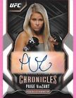 2015 Topps UFC Chronicles Trading Cards - Review Added 46