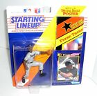 FRANK THOMAS CHICAGO WHITE SOX STARTING LINEUP ACTION FIGURE WITH POSTER