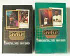 1990-91 SKYBOX BASKETBALL SERIES 1 & 2 UNOPENED FACTORY SEALED BOX FREE SHIPPING