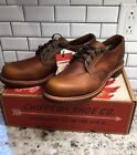 Chippewa Boot Co General Utility Service Shoe 105D 1901M78 Tan Made In USA