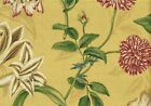 3 Yds Waverly Fabric Somerset Botanical Sun N Shade Outdoor  Drapery Upholstery