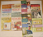 Lot of 17 Memory Makers Scrapbooking Magazines 20032004 and Simple Scrapbooks +