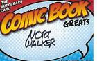 MORT WALKER SIGNED COMIC BOOK GREATS SIGNATURE CAED BEETLE BAILEY