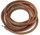 Raza Household 72 183cm Leather Belt Treadle Parts With Hook For Singer Sewing