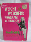 1973 WEIGHT WATCHERS PROGRAM COOKBOOK HCDJ Jean Nidetch Vintage Pink Cover