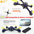 Hubsan H507A+ PRO X4 Wifi FPV RC Quadcopter Drone 720P WayPoint GPS RTF+HT009