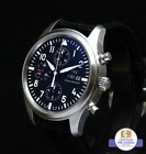 IWC Fliegeruhr Pilot Chronograph Day/Date IW371704 MSRP $ 6,500.00