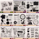 NCraft Clear Stamps T911 Scrapbook Paper Craft Clear stamp scrapbooking