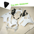 Unpainted Fairing Cowl Bodywork Kit For Honda CBR600F4I CBR600 F4I 2001-2003 02
