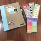 KCompany Smash Book Journal Retro Style Bands Sticky Notes Page Tabs