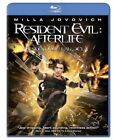 - Resident Evil Afterlife [Blu-Ray] [Blu-Ray] (2010) Milla Jovov (CD Used Good)