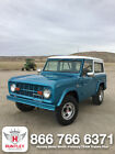 1969 Ford Bronco BLUE 1969 Ford Bronco Model