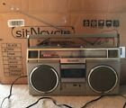 PANASONIC RX-5030 GHETTO BLASTER BOOMBOX Japan WORKS GREAT!