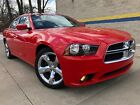 2014 Dodge Charger RT 4dr Sedan RWD V8 HEMI BID, NO RESERVE! 4dr Sedan RT RWD 5.7L 8 Cyl, HEATED SEATS, RED, CLEAN, BID NO RESERVE!