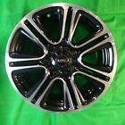 MINI COUNTRYMAN FACTORY WHEEL 2013 17 18 MACHINED BLACK 3610988516 86070 1