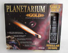 Planetarium Gold Gift Set education home school astronomy natural sciences HTF