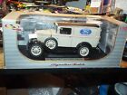 1/18 SCALE SIGNATURE MODELS 1931 FORD PANEL FORD PARTS CAR #1