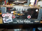 ERTL American Muscle 1932 Ford Roadster Grease 1:18 Scale Diecast Model '32 Car