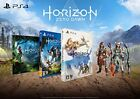 New NEW Horizon Zero Dawn Limited Edition Game PS4 Art book Special Box Japan