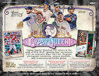 2018 Topps Gypsy Queen Baseball Factory Sealed 10 Box Hobby Case Presell 20 Auto
