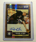 TREVOR STORY 2011 Playoff Contenders Rookie Ticket AUTO #RT27