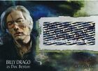 SUPERNATURAL SEASON 3 AUTOGRAPH CARD OF BILLY DRAGO OBTUSE IS A HELL ANGLE