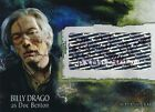SUPERNATURAL SEASON 3 AUTOGRAPH CARD OF BILLY DRAGO SHE SAID GOOD NIGHT IT WAS