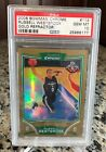 2008 Bowman Chrome RUSSELL WESTBROOK Gold Ref # 50 Rookie RC PSA 10 POP 4- PMJS