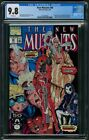 NEW MUTANTS #98 CGC 9.8 - WHITE PAGES (1st Appearance of Deadpool)
