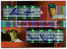2004 SP Prospects NOLAN RYAN HOMER BAILEY RC Link to the Past Dual Auto Rare 50