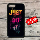 Just Do It Nikee99 Design iPhone case For iPhone 6 6s 7 7+