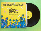 Yazz - The Only Way Is Up / Bad House Music, BIG LIFE RECORDS blr-4t EX