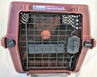 Petmate Deluxe Vari Kennel Jr Crate Carrier Hard Sided 14x23x12 Collapsable