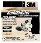 3M SandBlaster 4-1/2-in Multi-Grit Surface Conditioning Disc