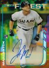 2014 Topps Finest Baseball Rookie Autographs Gallery, Guide 30