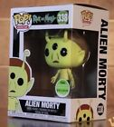 Funko Pop Hot Topic Spring 2018 Convention Exclusive ECCC ALIEN MORTY IN STOCK