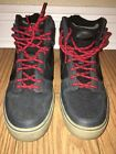 Nike Dunk High Top Sneakers Size 10 Multi Color