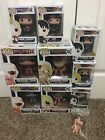 "Funko POP Anime Attack on Titan Lot of 10 Boxed and exclusives 3.75"" and 6"""